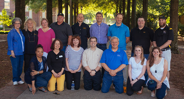 BSC Student Development staff